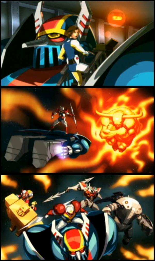 Tekkaman Blade: Tatsunoko vs. Capcom Moves, Combos